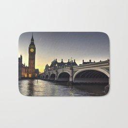 Westminster London Bath Mat