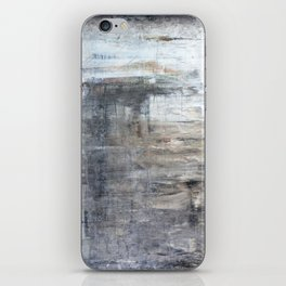 """850 abstract wall art"" iPhone Skin"