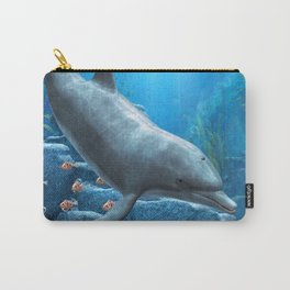 The World Of The Dolphin Carry-All Pouch