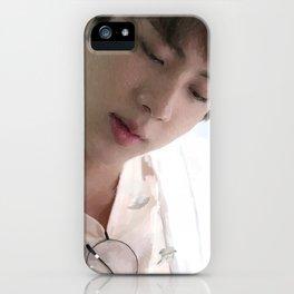 seokjin iPhone Case