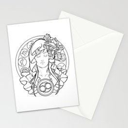 Zodiac Series | Cancer Stationery Cards