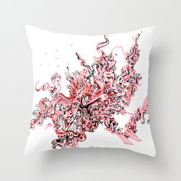 blurp Throw Pillow