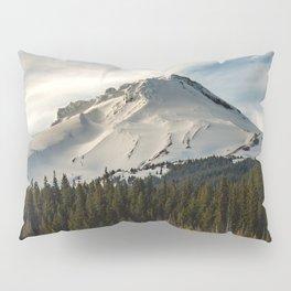 Marvelous Mount Hood at sunset Pillow Sham