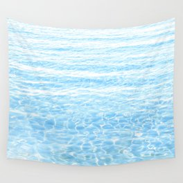 peaceful sea Wall Tapestry