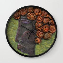 Juana la Cubana Wall Clock