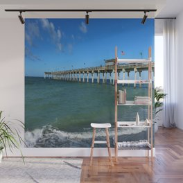 Winter In Florida Wall Mural