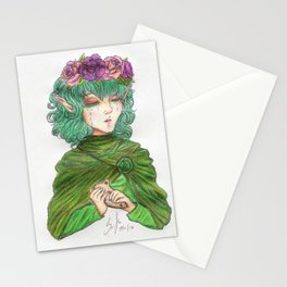 Oh, you're leaving.... (Saria) Stationery Cards