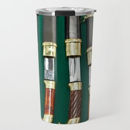 Shashka is  kind of russian sabre Travel Mug
