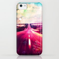 The Way - for iphone iPhone 5c Slim Case