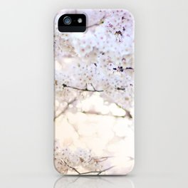 Water-colour Spring #3 iPhone Case