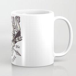 Monochrome Vintage Emblems Coffee Mug