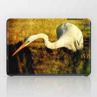 fishing iPad Cases featuring Fishing by JMcCool