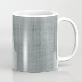 PPG Paint Night Watch Pewter Green Dry Brush Strokes Texture Pattern Coffee Mug
