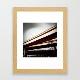 405 Framed Art Print