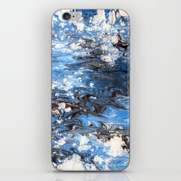 Ocean Wave iPhone Skin