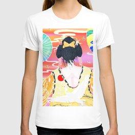 Oriental Beauty T-shirt
