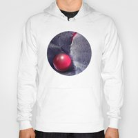 moulin rouge Hoodies featuring ROUGE by INA FineArt