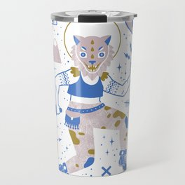 The Warrior Travel Mug