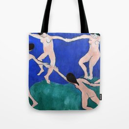 Danse (I) (Dance 1), Henri Matisse, 1910 Artwork Design, Poster Tshirt, Tee, Jersey, Postcard Tote Bag