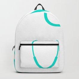 ER Nurse Emergency Room Nursing RN Nursing School Graduate Backpack