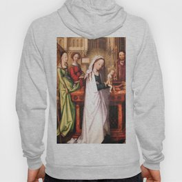 Presentation of Jesus at the Temple Hoody