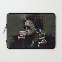 Marla Singer - Remaining Men Together Group Therapy Club - Fight Laptop Sleeve
