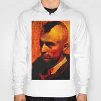 robert farkas Hoodies featuring ROBERT D. by Joe Ganech