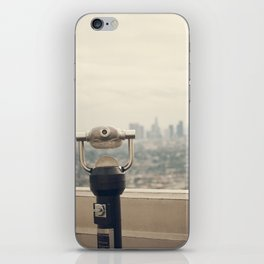 The View: Los Angeles iPhone Skin