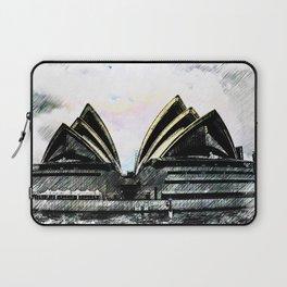 Sydney Opera House  Collection II Laptop Sleeve