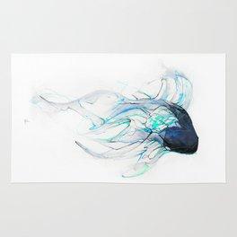 Ghost Fish Rug