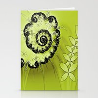lime Stationery Cards featuring Lime by Shalisa Photography