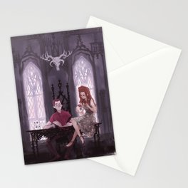 Hades' Office Stationery Cards