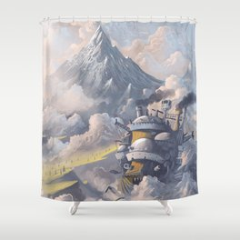 Howl's Shower Curtain