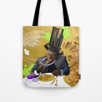 gucci Tote Bags featuring Gucci Mane by Karlyfries Studios