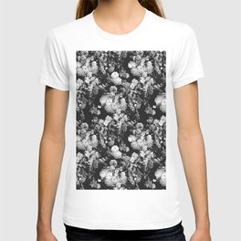 Through The Flowers // Floral Collage T-shirt
