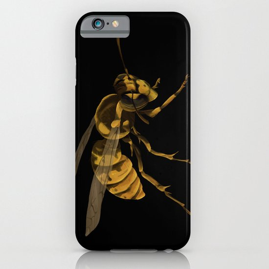 little wasp  iPhone & iPod Case