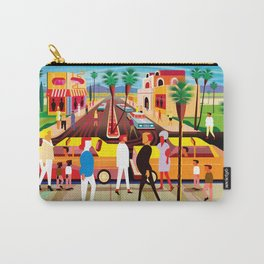 Palm Desert Carry-All Pouch
