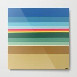 """Moment #29"" Montana Gold Spray Paint on Birch Panel 10″ x 10″ x 1.5"" *Original Sold Metal Print"