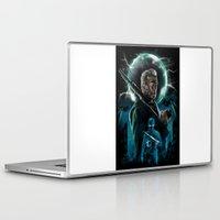 terminator Laptop & iPad Skins featuring Terminator Gensys by Vincent Trinidad