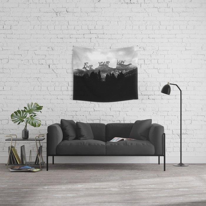 Wisdom of Nature Wall Tapestry