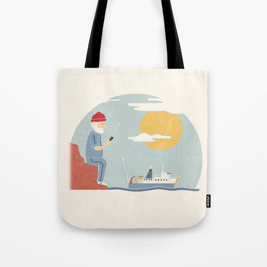 My RC Boat Tote Bag