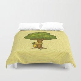 Tree Hugger Duvet Cover