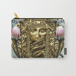 The Spirit Of Art Nouveau Carry-All Pouch