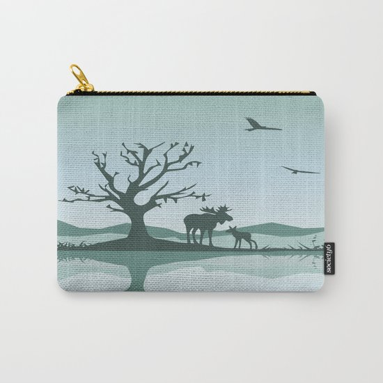 My Nature Collection No. 37 Carry-All Pouch