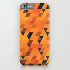 Gold Pattern iPhone 6 Slim Case