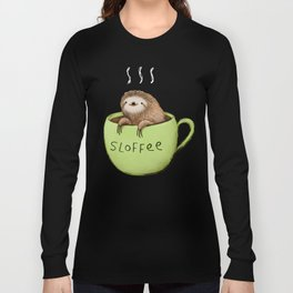 Sloffee Long Sleeve T-shirt