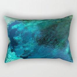 Blue Springs Rectangular Pillow