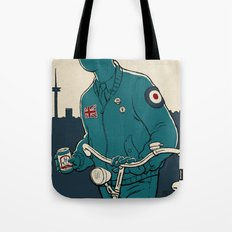 On yer bike : Fahrradmod Cover Tote Bag