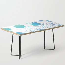 Paint Splash Coffee Table