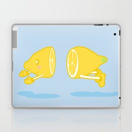 Catch the Half Lemon Laptop & iPad Skin